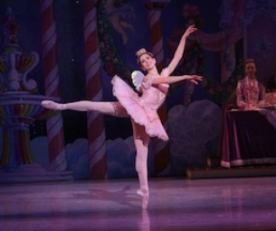 Meet Shira Lanyi - The Sugar Plum Fairy in The Nutcracker.