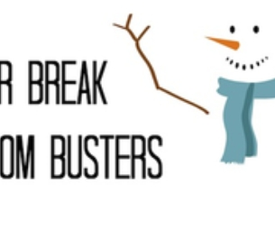 Winter Break Boredom Busters