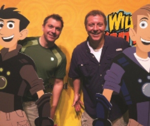 Giveaway: Get Wild With the Kratt  Brothers