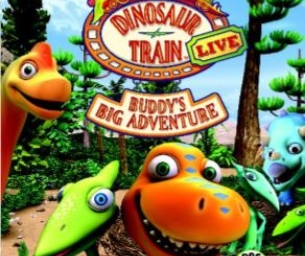 GIVEAWAY ~ Win Tickets to DINOSAUR TRAIN LIVE!