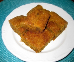 Macaroni Recipe: Snickerdoodle Blondies