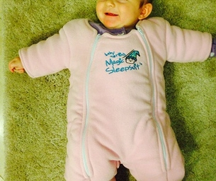 Giveaway: Baby Magic Sleepsuit