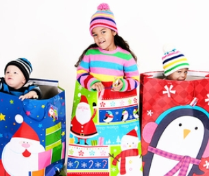 Gifts & Giveaways for Infants Through Teens