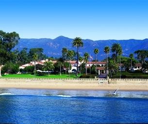 Romance in Santa Barbara