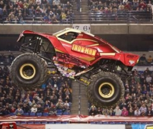 Monster Jam ® at CONSOL