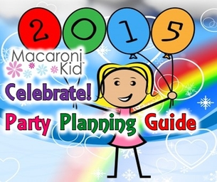 Macaroni Kid Party Planning Guide Starts at $99 Annually