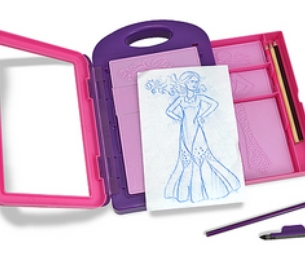Melissa and Doug Fashion Design Activity Set