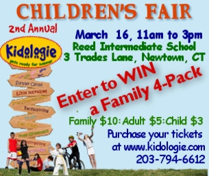 "GIVEAWAY!! Win a 4-Pack to 2nd Annual ""Kidologie"" Children's Fair"