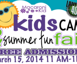 KIDS CAMP & SUMMER FUN FAIR EXPO