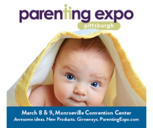 Pittsburgh Parenting Expo March 8-9
