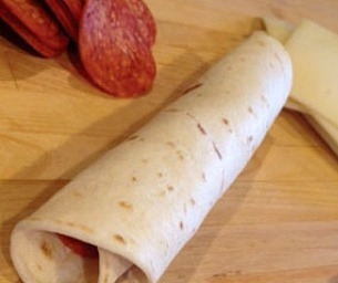 Macaroni Made: Quick Grab Lunches - Easy Wraps