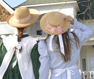 "WIN 2 TICKETS TO ""ANNE OF GREEN GABLES"""