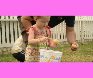 Travel to George Ranch for an Old Fashioned Easter Egg Hunt