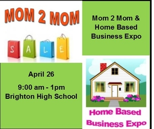 Mom 2 Mom Sale & Home Based Business Expo