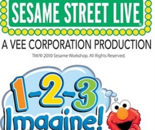WIN 4 TICKETS TO SEE 1-2-3 IMAGINE @ CONSOL