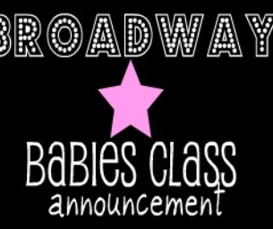 BROADWAY BABIES DANCE CLASS FOR WORKING PARENT