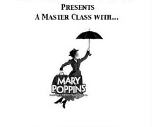 MARY POPPINS DANCE CLASS OFFERED