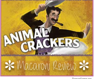 Macaroni Review ~ Animal Crackers