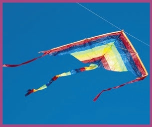 Macaroni Fun in the Sun:  Let's Go Fly a Kite!