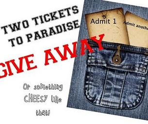 Two Tickets to Paradise!