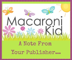 Hello!  From Macaroni Kid Lakewood/Littleton