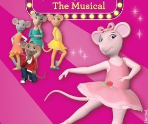 ANGELINA BALLERINA is coming to town!