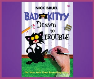 Bad Kitty Book Club:    Sign Your Little Readers Up Today!