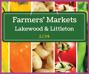 Your Lakewood & Littleton Farmers' Markets