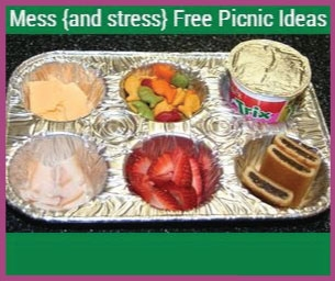 Mess and Stress-Free Picnic Ideas for Memorial Day