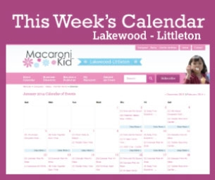 What's Happening This Week: In Lakewood and Littleton