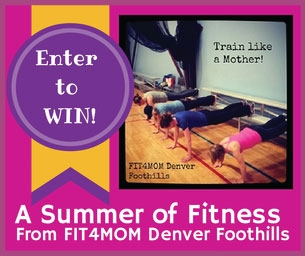 Summer of Fitness with Fit4Mom Giveaway