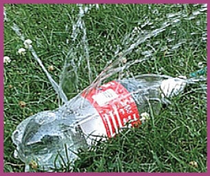 Summer Fun! Create a DIY Sprinkler to Keep Cool!
