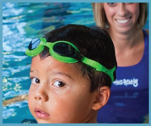 Macaroni Tips:  Benefits of Swim Lessons