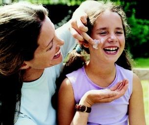Enjoy Outdoor Baby Bonding with Coppertone®