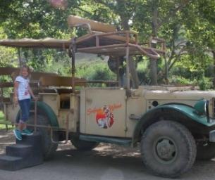 Road Trip: Safari West