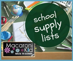 It's here...Back To School!  And so are your Shopping Lists!