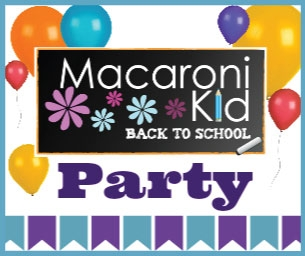 You're Invited to our Back To School Party!
