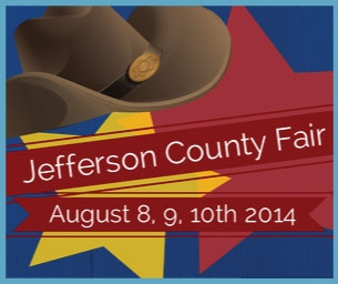 The Jefferson County Fair and Rodeo is Riding into Town!
