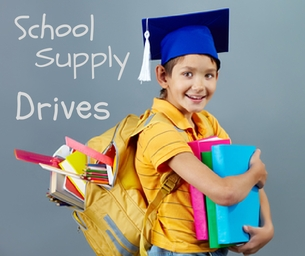 Lend A Hand:  Denver Area School Supply Drives