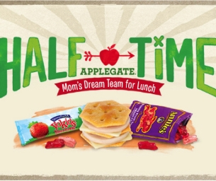 Macaroni Kid Reviews:  Applegate Half Time Meals