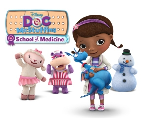Macaroni Kid Exclusive Screening:  Doc McStuffins