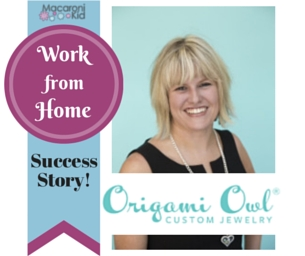 A Success Story! Kelli Kienker of Origami Owl