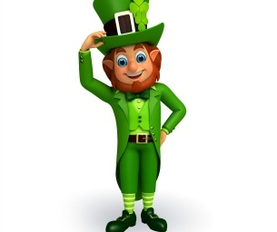 Interview with a Leprechaun
