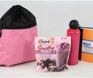 Yummy Smoothies from Yoplait