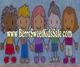 Berry Sweet Kids Sale - Local Consignment Event!