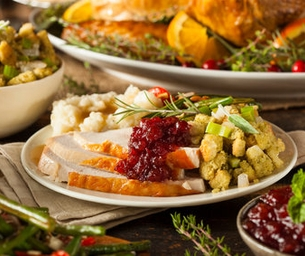 Five Things to do with Thanksgiving Leftovers