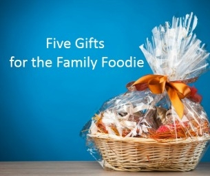 Five Fab Finds for Your Favorite Family Foodie
