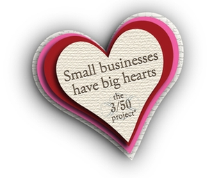 We Love Locally Owned, Independent Businesses