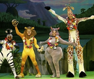 GIVEAWAY--Tickets to Madagascar Live!