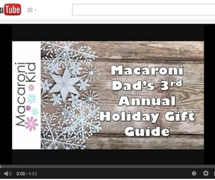 Macaroni Dads Annual Gift Guide